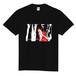 『ふゆの獣』Tシャツ(B)黒