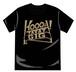 1000th GIG 記念 Tシャツ(黒×金):Mサイズ
