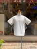 ADULT:NEEDLE WORKS【ニードルワークス】Japan T-shirt(IVORY/S,Mサイズ)ニコちゃんTシャツ