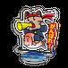 <アクリルフィギュア 50×50>応援鯛みーちゃん