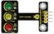 信号機LEDモジュール(Keyestudio製)