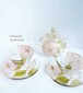 【エレガントローズ】薔薇ティーセット|バラ・母の日ギフト・還暦祝い・退職祝い・誕生日プレゼント