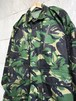 Old British RAF camougflage MK2A jacket