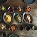 レモン型カレー皿(磁器)【SHIIBO】