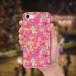 スマホケース(iPhone & Android)キノコ / 色:ピンク