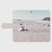 Android対応 手帳型オリジナルスマホケース ~Life on the Beach~ 受注生産品