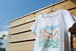 【絵画交流展記念】(スラム)地球へのラブレターTシャツSALE