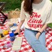 CreamTシャツ
