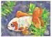 2011年「金魚〜紫〜」絵はがき