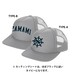 ZAMAMI VILLAGE MESH CAP