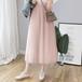 4色 feminine チュールプリーツスカート c2787