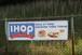 バナー IHOP (アイホップ・パンケーキ・バナー・USA・アメリカ)