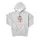 """Chill! I'm just a regular Muslim! Hoodie (collaboration with KojiMan) Grey"