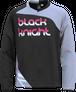 BLACK KNIGHT ウォームライトトレーナー(裏起毛) T-0632