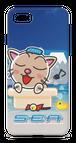 <iPhone 8 / 7 - 正>お風呂みーちゃん