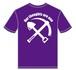 紫友会 災害支援Tシャツ