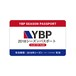 YBP 2018シーズンパスポート(一般)CLUB YBP年会員 ※7月以降価格