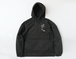 HATE ANORAK BLACK/WHITE