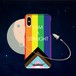I am Straight LGBTQ+ Full cover iPhoneケース ★Xから12miniまで対応★