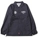"RUDIE'S / ルーディーズ | "" PHAT COACH JACKET ""  - Black"