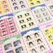 90年代アイドルプリクラ☆2Pセット☆