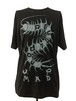 JP MAD SHORT SLEEVES -BLACK-