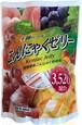 雪国アグリ4種のフルーツこんにゃくゼリー64袋