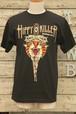 HIPPY KILLER(ヒッピーキラー)Tシャツ Mサイズ ネコ 黒 【BIK-t-16】