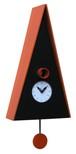ピロンディーニ時計 102-blackpainted-orangeroof