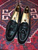 .UNION WORKS LEATHER TUSSEL LOAFER MADE IN ENGLAND/ユニオンワークスレザータッセルローファー 2000000032214