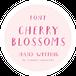 《フォントデータ》Cherry Blossoms