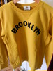 "JOHN ARMERS  ""BROOKLYN"" CREW SWEAT"