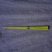 晒青竹角箸節付 23cm 竹仙