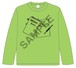 WADAX Radio公録開催記念 金子有希 描き下ろし 長袖Tシャツ