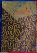 美/上毛町で制作の作品「ゾウリムシ第一世代#07」を送ります!