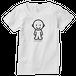 IDEAS/アイコンTシャツ 700W-WH-レディース