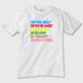 レイキ・五戒Tシャツ メンズ 白 送料無料