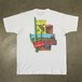 90's Marlboro Back Printed Pocket T-Shirt