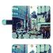 「shinjuku」手帳型スマホケース