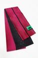 JUNKO KOSHINO艶縞小袋帯 レディース ポリエステル100% ピンク 半巾帯