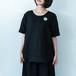 くろいろ linen/半袖/anbaba ポケットシャツ