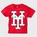YH Mets Kids T-Shirt (RED×WHT)