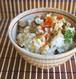 とりめしの具【3合用・竹皮包み】あったかご飯に混ぜるだけ!