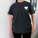 2色展開【Tシャツ】オリジナルデザイン「胸元ハートピアノ」