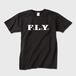 F.L.Y. Crew-Neck T (BLK)