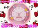 ハローキティ 12曲入り掛時計 ハローキティM766B 定価¥15,000-(税別)