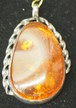 Baltic Sea amber Top(バルト海琥珀)