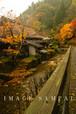 鳥取県智頭町 板井原集落の秋