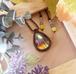 *Pastel Rainbow* Labradorite Macrame Necklace