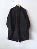 FUJITO Mods Coat Black